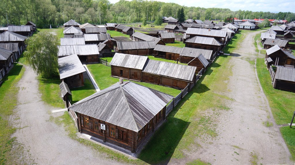 "State Historical and Ethnographical Museum-Reserve ""Shushenskoye"""